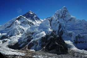 Mount Everest, foto: Pavel Novák, Creative Commons 2.5