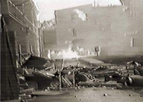 Aufstand im Gefängnis Leopoldov (Foto: Archiv der tschechoslowakische Polizei)