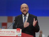 Martin Schulz, foto: ČTK