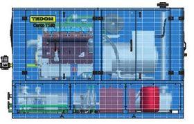 Когенерационная установка, Фото: Архив компании Tedom