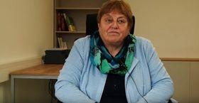 Ingrid Leser (Foto: YouTube Kanal des Geschichtsparks Bärnau-Tachov)