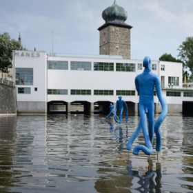 Michal Gabriel - 'The Explorers', photo: archive of Sculpture Line