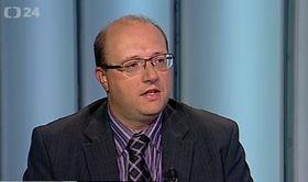 Petr Bannert (Foto: ČT24)