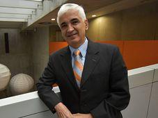 Roberto Alejandro Salafia,  el embajador de Argentina en la República Checa (Foto: Ondřej Tomšů)