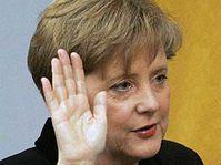 Presidenta del Partido Democrisitiano de Alemania, Angela Merkel (Foto: CTK)