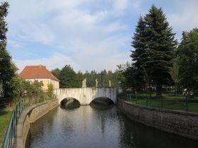 Jüdische Brücke (Foto: Alžběta Tichá)