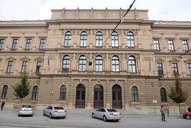 Budova Ústavního soudu ČR, foto: Filip Jandourek, archiv Českého rozhlasu