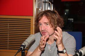 Янек Кроупа, фото: Прокоп Гавел, Чешское радио