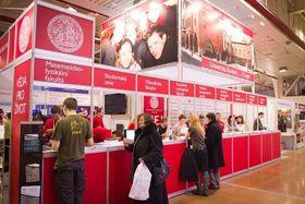 Gaudeamus fair, photo: Pavel Cyprich