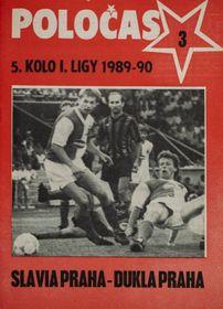 Zeitschrift 'Poločas' 1989