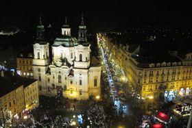 Praga navideña, foto: Kristýna Maková
