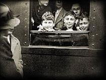 Transporte por tren a Inglaterra