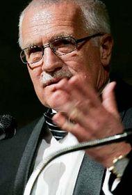 El jefe de Estado, Václav Klaus (Foto: CTK)