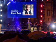 Карел Готт, фото: Khalil Balbaaki, ЧРо
