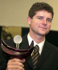 Jirí Novák - el mejor tenista checo del año 2003