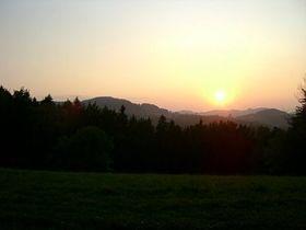 Sunset in Wallachia, photo: Rob Cameron