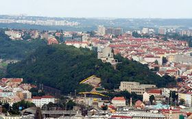 Пражский холм Витков, Фото: che, CC BY-SA 2.5 Generic