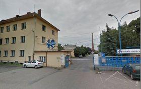 Lucebni zavody chemical plant in Kolin, photo: Google Maps