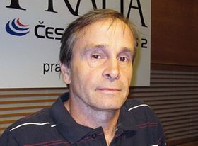 Martin Gojda, foto: Elena Horálková, ČRo