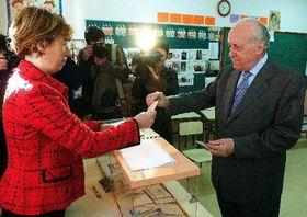Выборы в Испании, фото: ЧТК