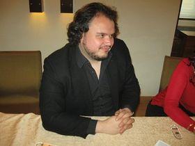 David Lomelí, foto: Gonzalo Núñez
