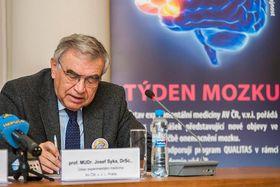 Josef Syka, foto: Archivo de la Academia de Ciencias