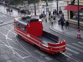 Photo: Facebook de Mazací tramvaj