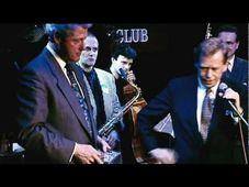 Билл Клинтон, Вацлав Гавел, Фото: YouTube