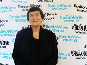 Eva Králíková, foto: archivo Radio Wave