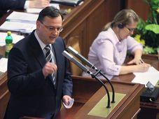 Petr Nečas, foto: Archiv vlády ČR