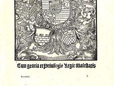 Böhmische Chronik von Václav Hájek