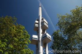 Žižkov Tower, photo: CzechTourism