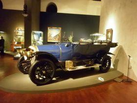 Автомобиль Benz Victoria князя Карела Шварценберга (Фото: Зденька Кухинева)