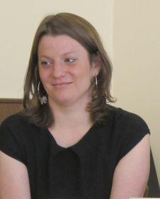 Irena Pohl Houkalová, foto: Martina Schneibergová