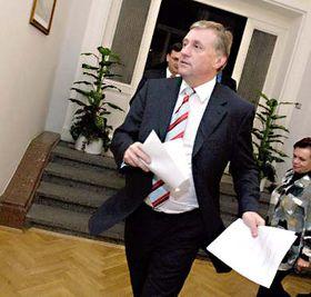Předseda ODS Mirek Topolánek, foto: ČTK