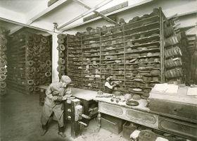 Hut-Hersteller Hückel in Nový Jičín