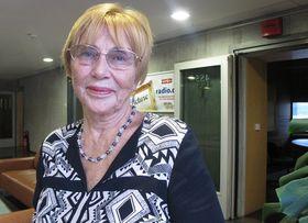 Элеонора Мушникова, Фото: Эва Туречкова, Чешское радио - Радио Прага