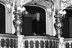 Gustáv Husák (Foto: ČTK / Jiří Karas)