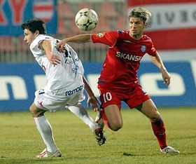 Slavia Praha - Brno, photo: CTK