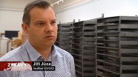 Jiří Jůza, foto: ČT24