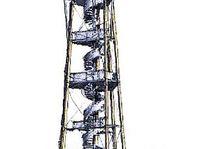 Le modèle de la nouvelle tour panoramique à Pec pod Sněžkou, source: MFDnes