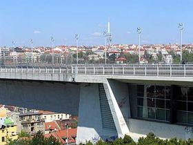 El Puente de Nusle, foto: Archivo de Radio Praga