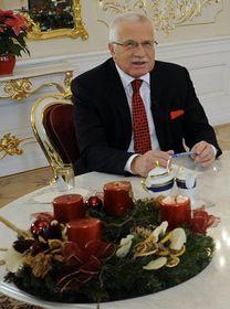 El presidente checo, Václav Klaus. Foto: ČTK
