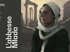 L'abbesse Mlada, source: Centres tchèques/FDULS