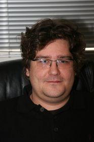 Stéphane Dupas, photo: jeuxvideo.com
