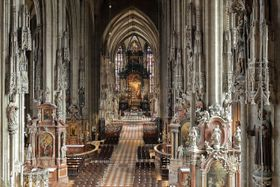 Собор св. Стефана в центре Вены, фото: Bwag CC-BY-SA 4.0, Открытый источник