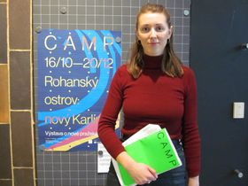 Jitka Jeřábková, photo: Anaïs Raimbault