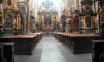 La Iglesia De Nuestra Senora De Tyn Radio Praga