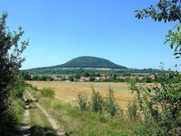 Říp hill, photo: Aktron / CC BY-SA 3.0