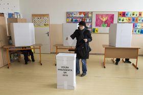 L'élection présidentielle en Slovaquie, photo : ČTK / Martin Mikula